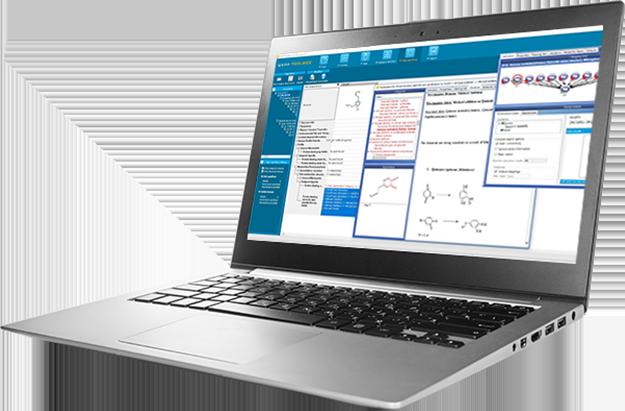 Home Features input laptop - QSAR Toolbox